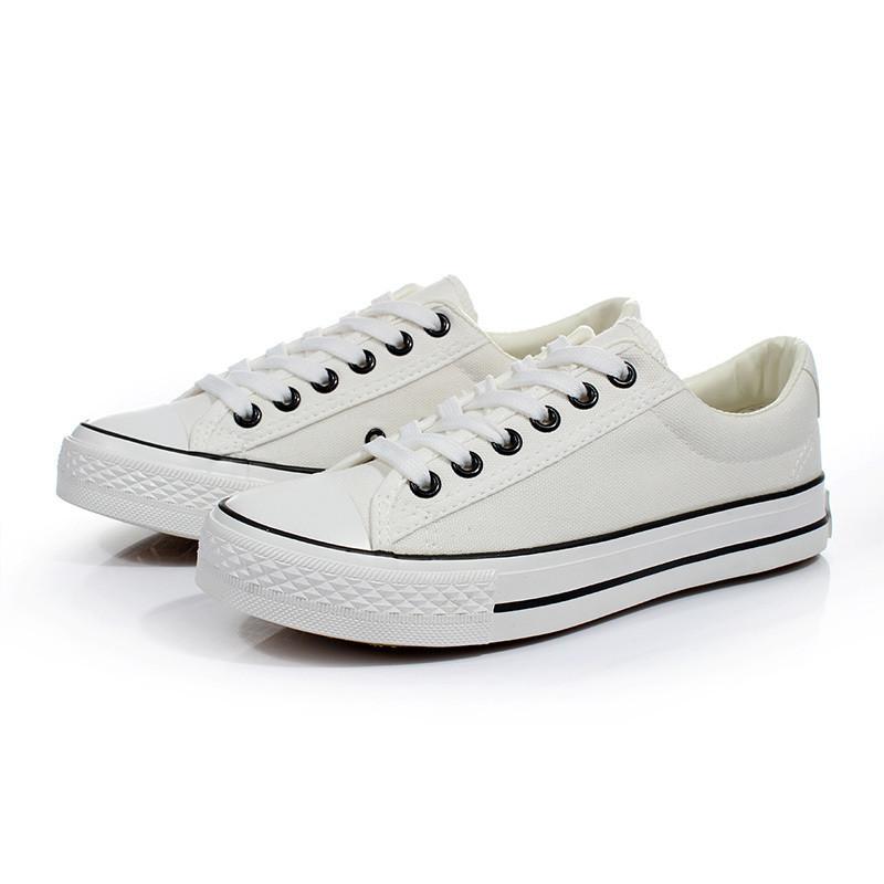 百搭新款帆布鞋女小白布鞋ulzzang板鞋低帮夏季女鞋子2020年夏天