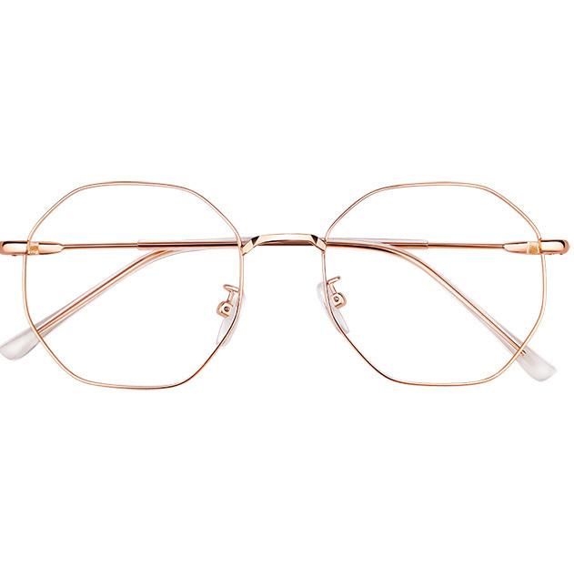 防辐射近视眼镜框女配有度数网红款眼睛男韩版潮可配抗蓝光平光镜